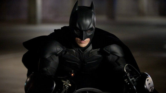 """A still from the upcoming """"The Dark Knight Rises."""""""