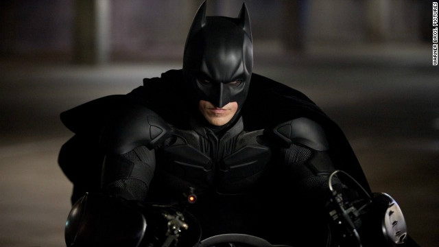 """The Dark Knight Rises"" had the the third best opening weekend of all time."