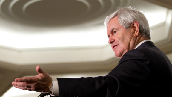 Ari Fleischer says Newt Gingrich and his financial backer can still stop Romney, if they choose and if events break their way.