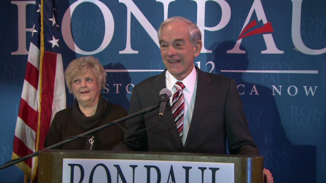 Ron Paul: We had a victory for liberty