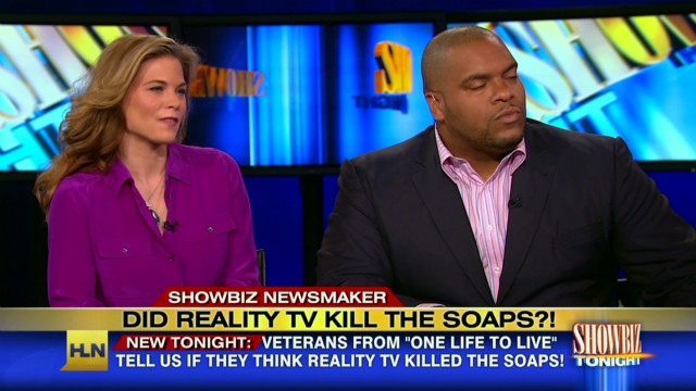 Did reality TV kill the soaps?