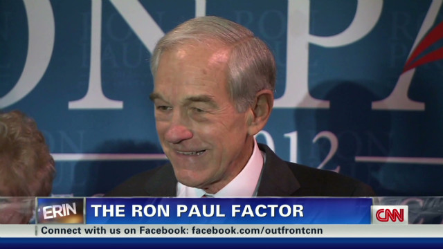 How far can Ron Paul go in 2012?