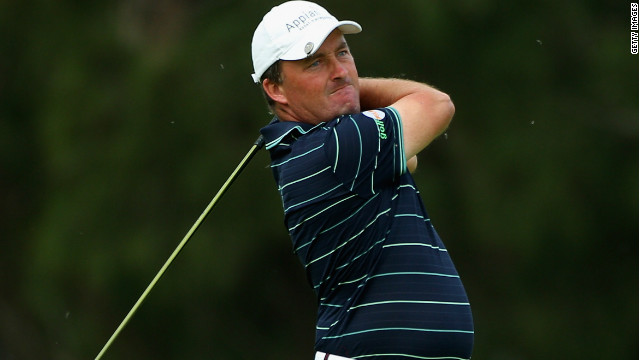 Damien McGrane is looking to claim just his second European Tour victory in South Africa.