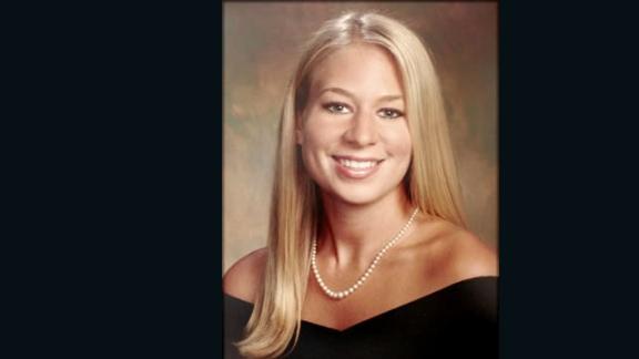 Yearbook photo of Natalee Holloway