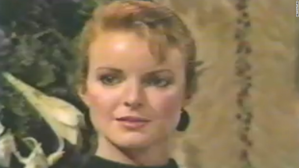 "Marcia Cross joined the soap in 1986, staying on for one year. She has stayed in the soap world but moved to prime time with stints on ""Knots Landing"" and ""Melrose Place"" and her most memorable turn in ""Desperate Housewives,"" which is also in the midst of its final season."