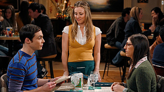 """The Big Bang Theory,"" created by Chuck Lorre and Bill Prady, is airing its sixth season on CBS. The show's Thursday, December 13, episode garnered more than 16 million viewers, making it the most-watched program that night."