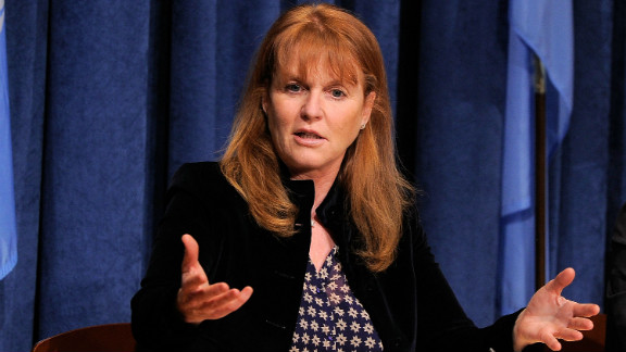 Sarah Ferguson, the Duchess of York, received an undisclosed amount as part of a February 2013 mass settlement.