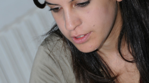 Lina Ben Mhenni, Tunis-based activist and blogger