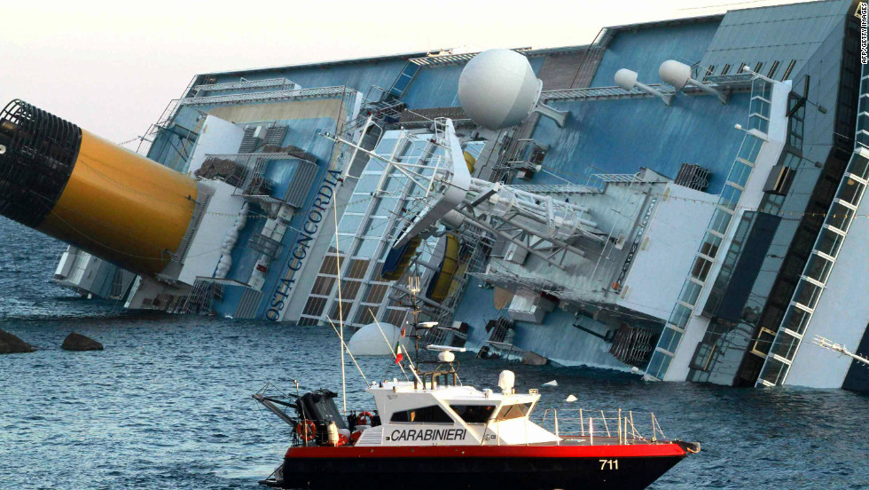 What Caused The Cruise Ship Disaster CNN - What was the last cruise ship to sink