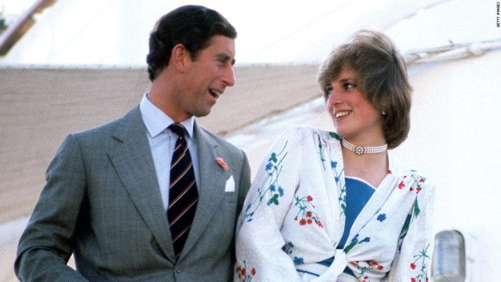The yacht hosted four royal honeymoons during her time at sea, including that of the Prince and Princess of Wales, in July 1981.