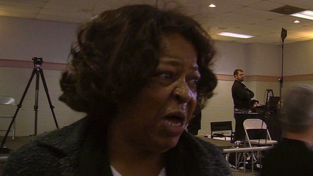 Supporter: 'Romney did right by me'
