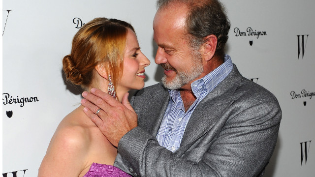 Kelsey Grammer, wife expecting twins