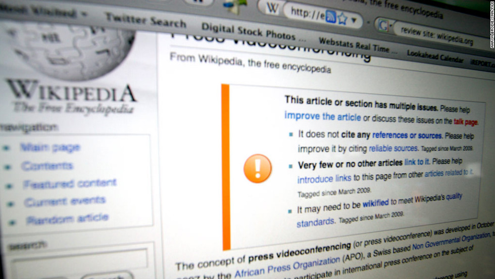 Oxford University Researchers Took A Look At Wikipedias Most Controversial Pages