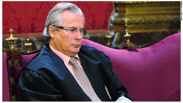 If convicted of abusing his authority, Baltasar Garzón would not go to jail but could lose his right to sit as a judge in Spain.