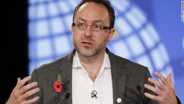 Wikipedia founder: SOPA bad for Internet