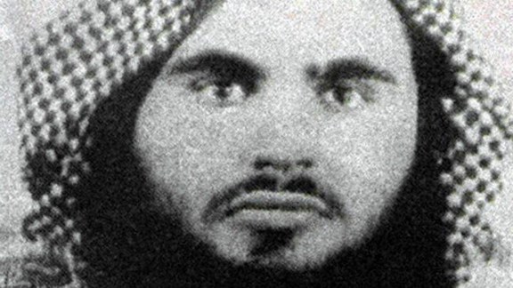 A picture published on March 29, 2000 in Jordan's al-Dustour daily newspaper shows Jordanian cleric Abu Qatada.