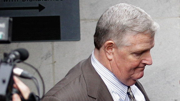 """John McQueary testified that his son, Mike, never would have used the term 'horsing around."""""""