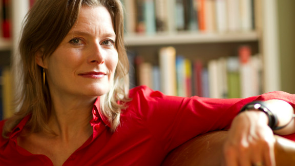 """Jennifer Egan describes her creative growth -- and success -- as """"incremental all the way."""""""