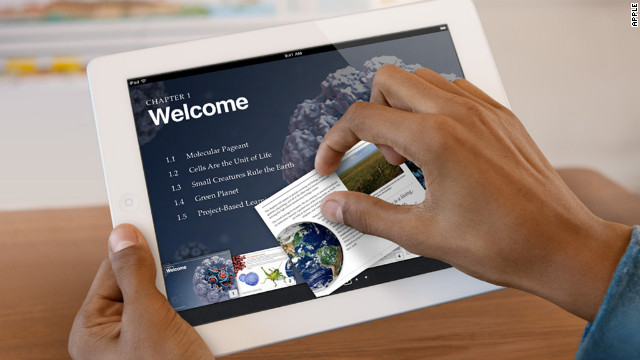 Apple wants schools to center on iPad