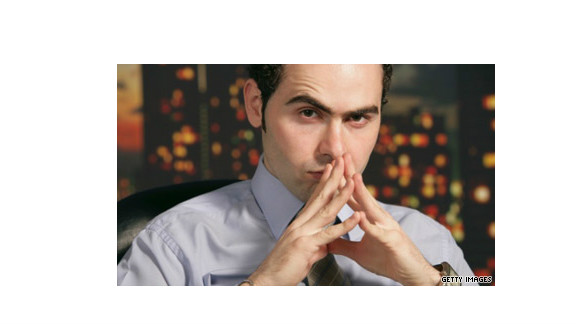 Office psychopaths are charismatic, which often masks proclivities to steal ideas, playing mind games and shift blame.
