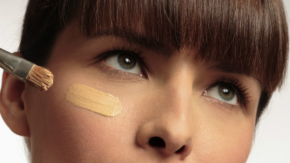 Use a foundation that looks and feels natural on your skin.