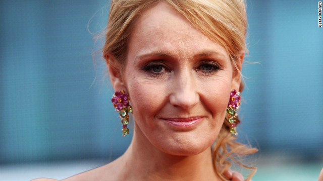 "J.K. Rowling plans to write a ""Harry Potter"" encyclopedia and she will donate all royalties to charity."