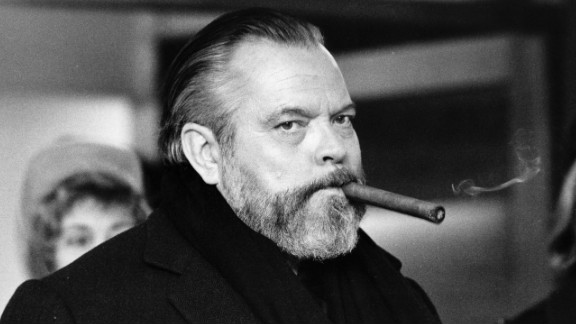 """Orson Welles worked on his still-unfinished film """"The Other Side of the Wind"""" for 15 years, until his death in 1985."""