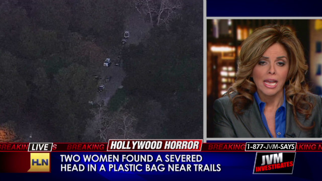 Severed head, hands found in Hollywood