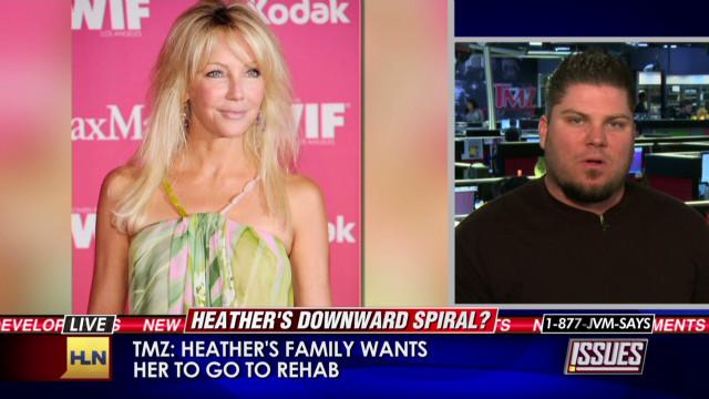 Heather Locklear headed to rehab?