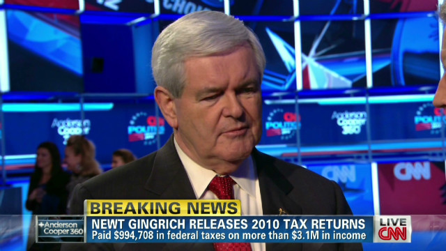 Gingrich: 'I'm happy with the debate'