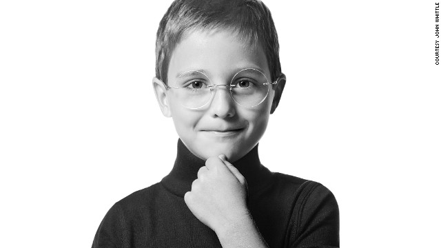 Steve Jobs As A Child