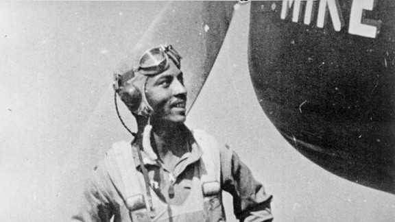 """Herbert Carter deployed to war in 1943. He named his plane """"Mike,"""" the nickname he gave his wife, Mildred."""