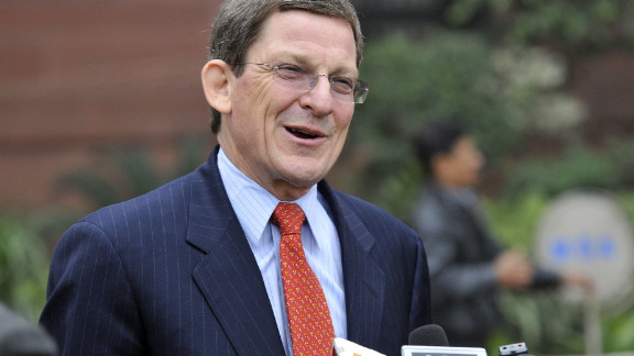 Marc Grossman, U.S. special envoy for Afghanistan and Pakistan, is in Kabul to talk with Afghan president Hamid Karzai..