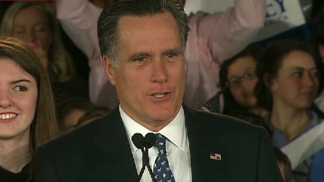 Romney: 'We have a long fight ahead'