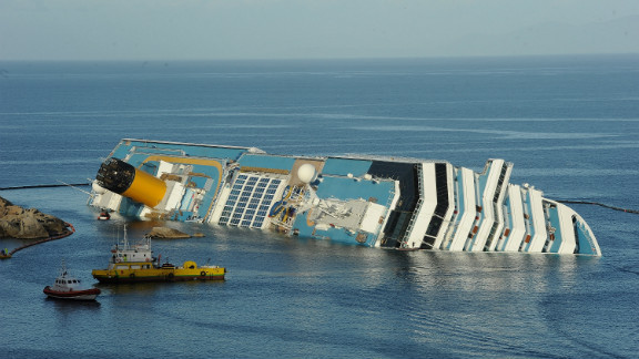 The body of a 12th victim of the Costa Concordia disaster -- a woman wearing a lifejacket -- was found on the wreck of the cruise ship on Saturday.