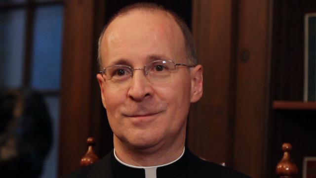 'Colbert Report' chaplain likes humor - CNN Video