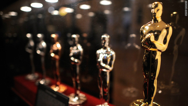 The Oscar Statue production display at the Meet the Oscar Exhibit at Grand Central Terminal on February 27, 2011 in New York City