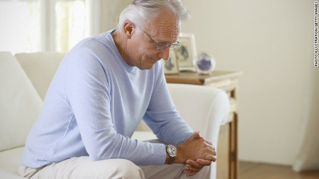 Study: Loneliness linked to dementia