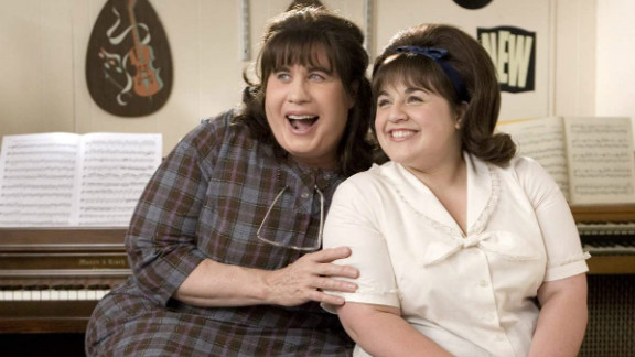 """The 2007 film """"Hairspray"""" was based on a 2002 Broadway musical, which in turn was based on a 1988 film."""