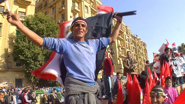 Egypt one year after uprising