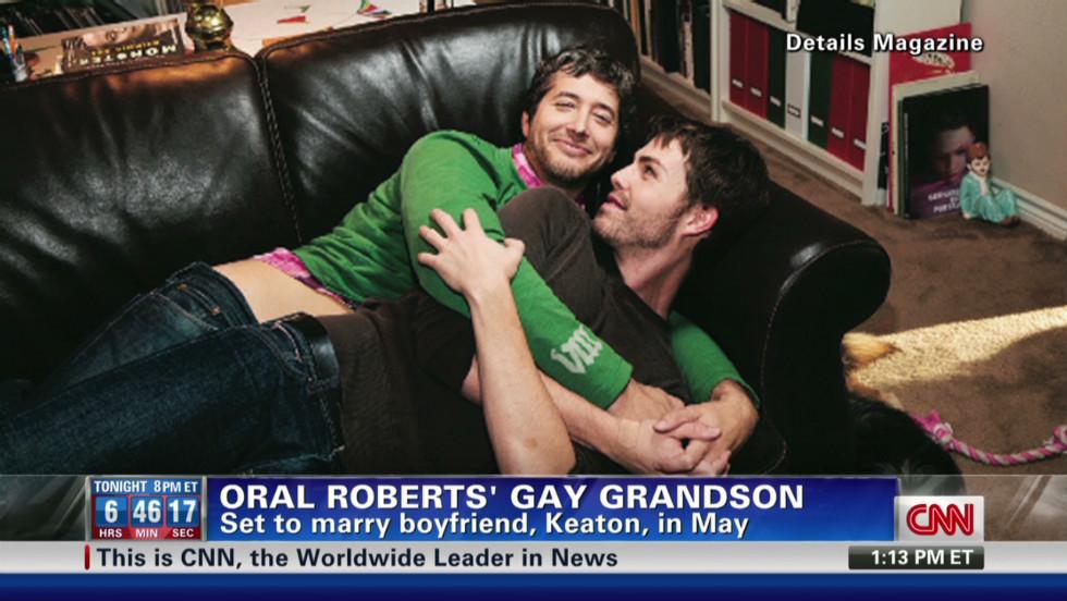Trevor roberts is gay