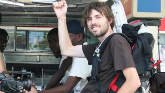 Aaron Jackson was a CNN Hero in 2007. Last year, his group helped deworm 8 million children worldwide.