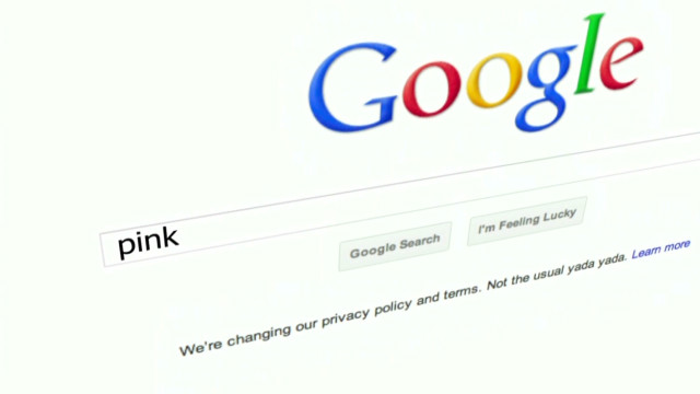 Google gets new privacy policy