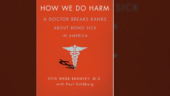 """The book """"How We Do Harm"""" releases January 31."""