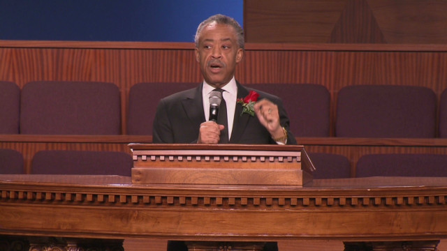 Sharpton: Etta James was cultural bridge