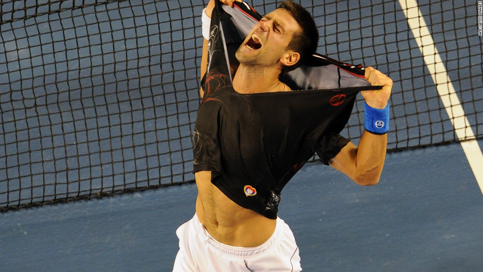 Djokovic fought his way past Nadal in of tennis' greatest finals at the Australian Open last month. He eventually sealed victory in five hours and 53 minutes, the longest final in grand slam history. It was Djokovic's third Australian Open title.