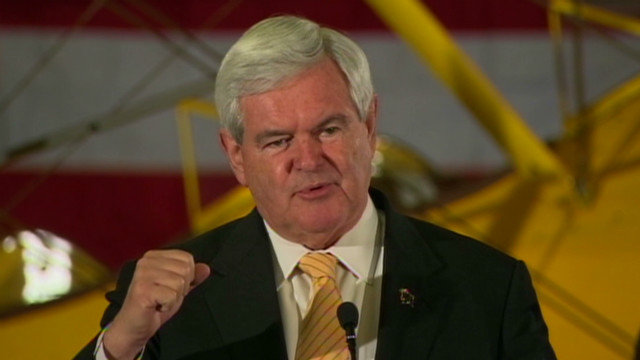 Gingrich says Romney runs 'lie campaign'