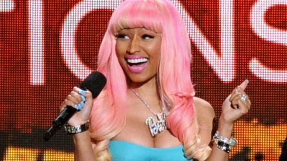 Nicki Minaj is a rapper