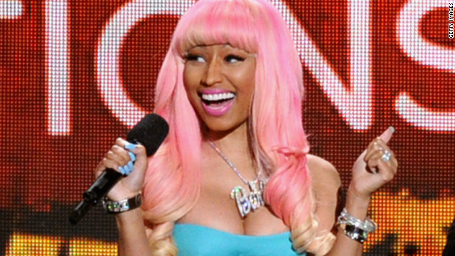 Nicki Minaj is a rapper's rapper, a master of flow and punch lines.