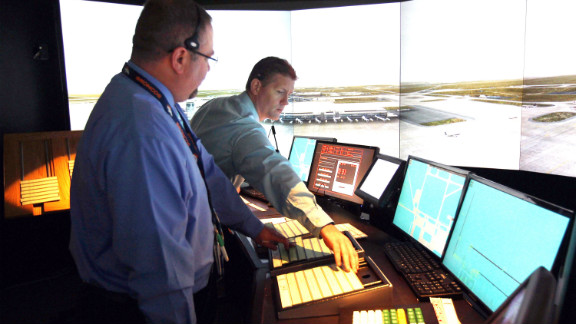 The federal government will close 173 air traffic control towers at small- and medium-size airports on April 7.